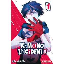 KEMONO INCIDENTS - TOME 1