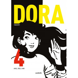DORA (MINAVERRY) - 4 - AMSEL, VOGEL, HAHN