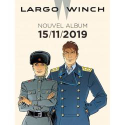 LARGO WINCH - 22 - LES VOILES ÉCARLATES