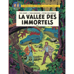 BLAKE & MORTIMER - TOME 26 - LA VALLÉE DES IMMORTELS - LE MILLIÈME BRAS DU MÉKONG