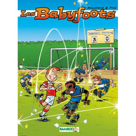 BABYFOOTS (LES) - TOME 1