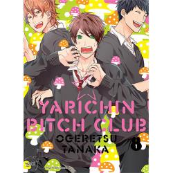 YARICHIN BITCH CLUB - TOME 1