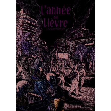 ANNÉE DU LIÈVRE (L') - 1 - AU REVOIR PHNOM PENH
