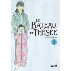 BATEAU DE THÉSÉE (LE) - TOME 3