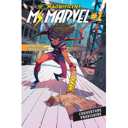MAGNIFICENT MS. MARVEL - 1 - LA FABULEUSE MISS MARVEL