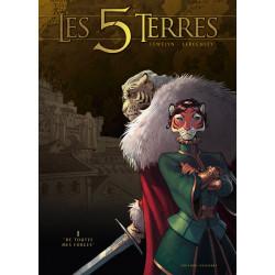LES 5 TERRES T01 - « DE TOUTES MES FORCES »