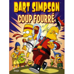 BART SIMPSON (JUNGLE !) - 18 - COUP FOURRÉ