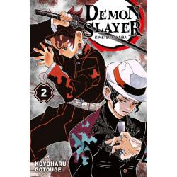 DEMON SLAYER - KIMETSU NO YAIBA - TOME 2
