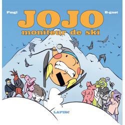 JOJO (PMGL) - JOJO MONITEUR DE SKI