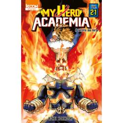 MY HERO ACADEMIA - 21 - L'ÉTOFFE DES HÉROS