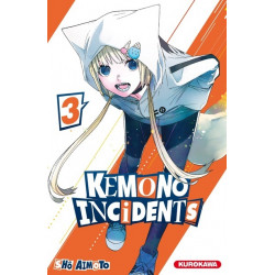 KEMONO INCIDENTS - TOME 3
