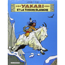 YAKARI - TOME 11 - YAKARI ET LA TOISON BLANCHE (VERSION 2012)