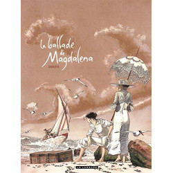 FOURREAU LA BALADE DE MAGDALENA T1+T2