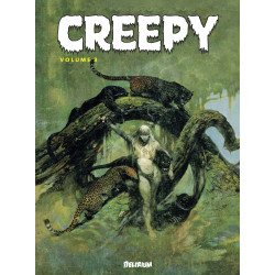 CREEPY (ANTHOLOGIE DELIRIUM) - 3 - VOLUME 3