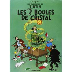 TINTIN - 13 - LES 7 BOULES DE CRISTAL