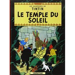 TINTIN - 14 - LE TEMPLE DU SOLEIL