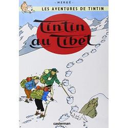 TINTIN - 20 - TINTIN AU TIBET