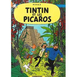 TINTIN - 23 - TINTIN ET LES PICAROS