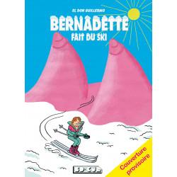BERNADETTE - 2 - BERNADETTE FAIT DU SKI