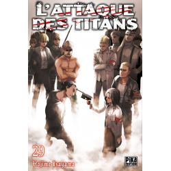 L'ATTAQUE DES TITANS T29