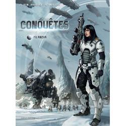 CONQUÊTES 01 - PACK T1 + CARNET DE BORD