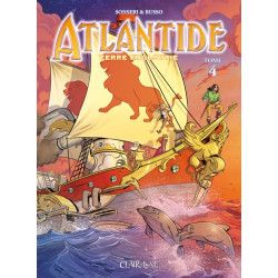 ATLANTIDE - TERRE ENGLOUTIE - TOME 4
