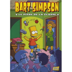 BART SIMPSON (JUNGLE !) - 6 - LE PITRE DE LA CLASSE