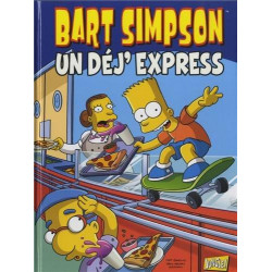 BART SIMPSON (JUNGLE !) - 7 - UN DÉJ' EXPRESS