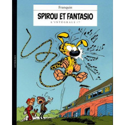 SPIROU ET FANTASIO -8- (INT. NIFFLE) - 7 - L'INTÉGRALE  7