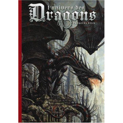 UNIVERS DES DRAGONS (L') - 1 - L'UNIVERS DES DRAGONS
