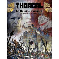 THORGAL - 32 - LA BATAILLE D'ASGARD