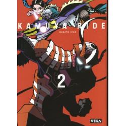 KAMUYA RIDE - TOME 2