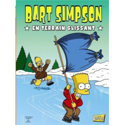 BART SIMPSON (JUNGLE !) - 2 - EN TERRAIN GLISSANT