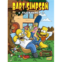 BART SIMPSON (JUNGLE !) - 3 - FILS D'HOMER