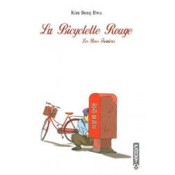 BICYCLETTE ROUGE (LA) - 2 - LES ROSES TRÉMIÈRES