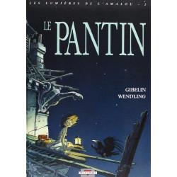 LES LUMIÈRES DE L'AMALOU T02 - LE PANTIN