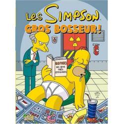 SIMPSON (LES) (JUNGLE !) - 8 - GROS BOSSEUR !