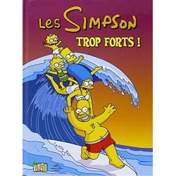 SIMPSON (LES) (JUNGLE !) - 6 - TROP FORTS !