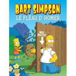 BART SIMPSON (JUNGLE !) - 9 - LE FLÉAU D'HOMER