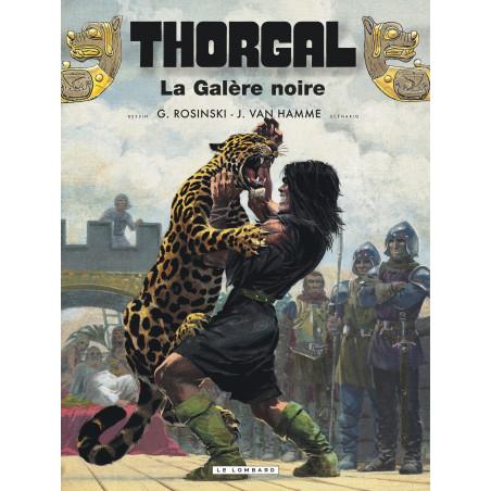 THORGAL - 4 - LA GALÈRE NOIRE