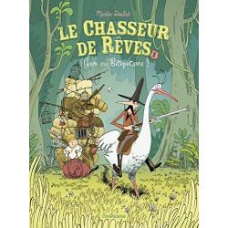 CHASSEUR DE RÊVES (LE) - 1 - GARE AU BÉTOPOTAME !