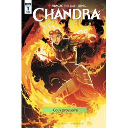 MAGIC : THE GATHERING - CHANDRA, T1 : LES FANTÔMES DE RAVNICA