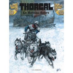 THORGAL - 33 - LE BATEAU-SABRE