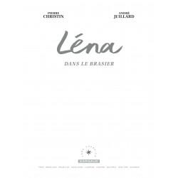 LÉNA - 3 - LÉNA DANS LE BRASIER
