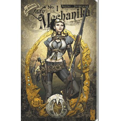 LADY MECHANIKA - 1 - LE MYSTÈRE DU CORPS MÉCANIQUE (1RE PARTIE)