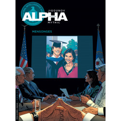 ALPHA - 10 - MENSONGES
