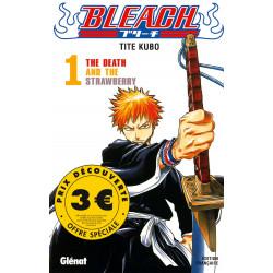 BLEACH - TOME 01 - 3 EUROS