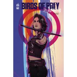 BIRDS OF PREY – HUNTRESS