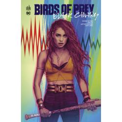 BIRDS OF PREY - BLACK CANARY