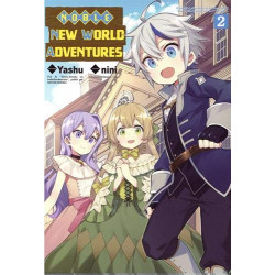 NOBLE NEW WORLD ADVENTURES - TOME 2